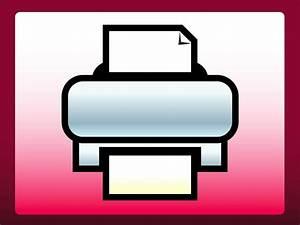 Simple printer icon Vector | Free Download