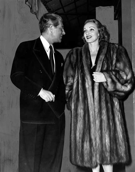 jean gabin movies list marlene dietrich and french actor jean gabin at a 1943