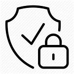 Icon Privacy Security Protection Safety Safe Verified