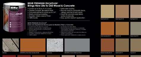 behr deckover colors deckover the home depot community