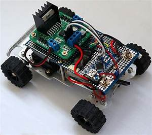 Simple Rc Car For Beginners  Android Control Over Bluetooth