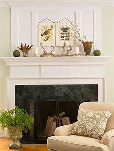 30, Fireplace, Mantel, Decoration, Ideas
