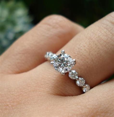 engagement ring weddingbee photo gallery