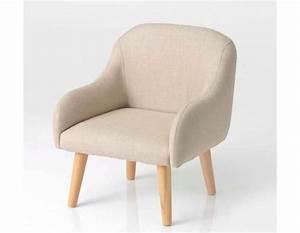 Fauteuil Scandinave Enfant : fauteuil enfant taupe clair style scandinave ~ Teatrodelosmanantiales.com Idées de Décoration