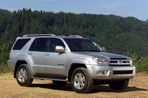 2003 Toyota 4runner by 2003 09 Toyota 4runner Consumer Guide Auto