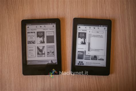 Illuminazione Kindle by Recensione Kindle Vs Kindle Paperwhite In Prova I Due E