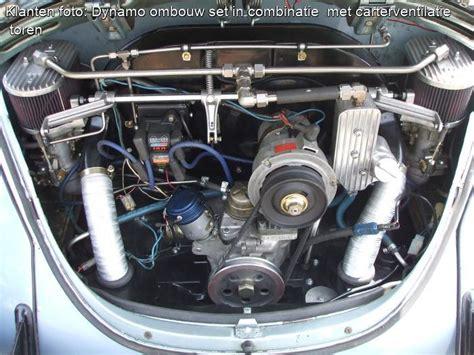 volkswagen kever wisselstroom dynamo alternator