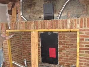 Cheminée En Brique : cr ation chemin e 0001 youtube ~ Farleysfitness.com Idées de Décoration