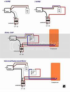 Fasco Condenser Fan Motor Wiring Diagram