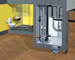 Hebeanlage Abwasser Waschmaschine : bad und sanit r abwasser baunetz wissen ~ Eleganceandgraceweddings.com Haus und Dekorationen