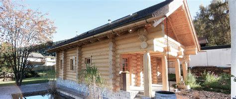 Finnische Holzhäuser Preise by Blockhaus Holzhaus Naturstamm