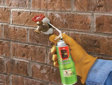 tip seal  insulate  outdoor faucet  great