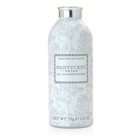 discontinued nantucket briar  talc  powder