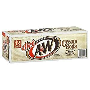 This matches the texture and tastes closest according to some. Amazon.com : A&W Diet Cream Soda, 12-Ounce (24 Cans) : Grocery & Gourmet Food