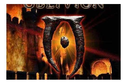 elder scrolls oblivion soundtrack download