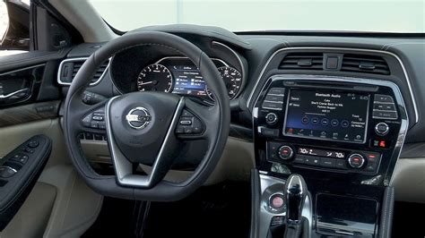 nissan maxima interior youtube