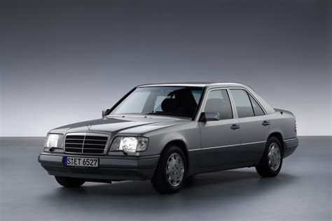 mercedes indestructible w124 turns 30 this year carscoops
