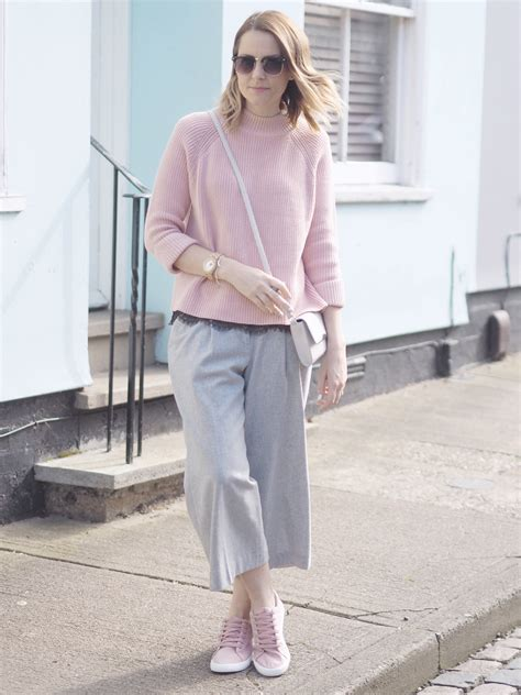 Pink u0026 Grey Casual Outfit - Bang on Style