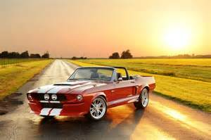 Classic Car 1967 Ford Mustang