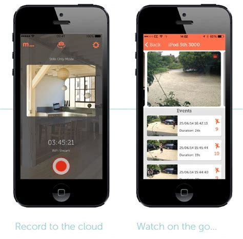 Manything App Turns Your Phone Into A Cctv Camera Daily