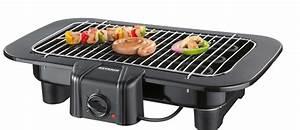 Grand Barbecue Electrique : barbecue electrique grande surface de cuisson ~ Melissatoandfro.com Idées de Décoration