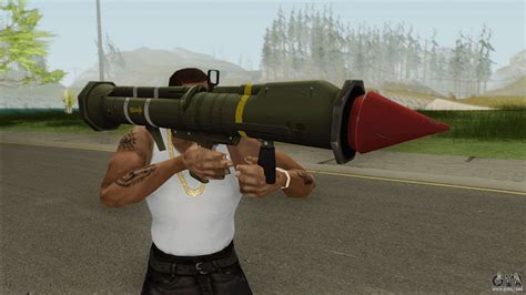 missile launcher fortnite  gta san andreas