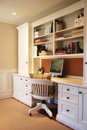 Maybe one day we can add some cabinets to the desk Home
