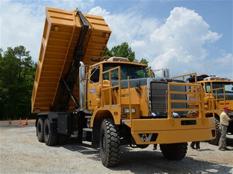 Western Star Debuts Extreme Duty Off Road Transformer