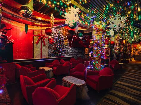 decked  holiday  christmas pop  bars  chicago
