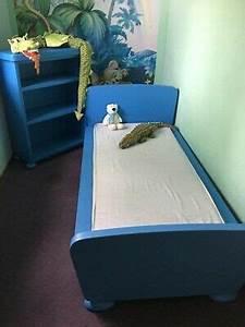 Ikea Kinder Matratze : ikea mammut bett matratze und kommode blau junge ~ Watch28wear.com Haus und Dekorationen