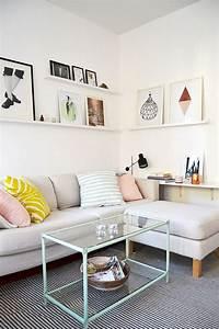 Petit Salon Cosy : wanddecoratie interieur insider ~ Melissatoandfro.com Idées de Décoration