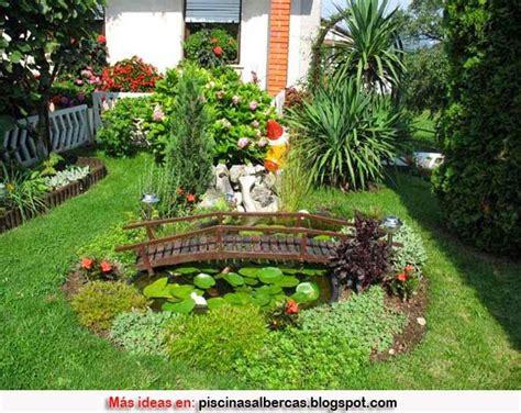 DiseÑo De Jardines PequeÑos  Terrazas Y Jardines Fotos