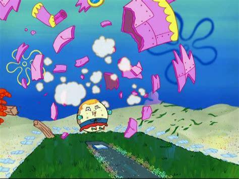 spongebuddy mania spongebob episode pet  pests