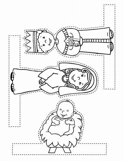 Crafts Bible Easy Craft Christmas Nativity Printable