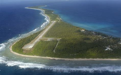 The Fiji Times » Remote Marshall Islands atoll plans to ...