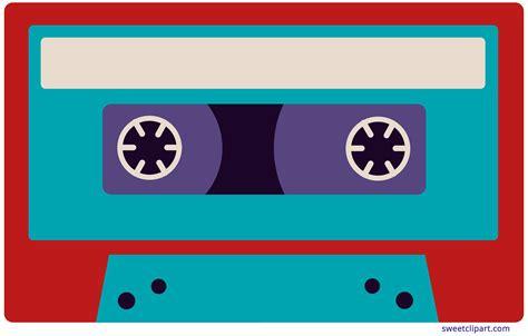 retro cassette tape clipart sweet clip art