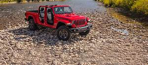 Jeep Gladiator  El Pick Up M U00e1s Capaz De La Historia