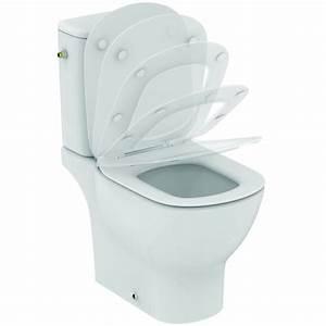 Wc Sortie Horizontale : ideal standard pack wc sur pied tesi aquablade sortie ~ Melissatoandfro.com Idées de Décoration