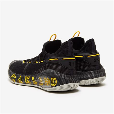 mens shoes  armour curry  black basketball