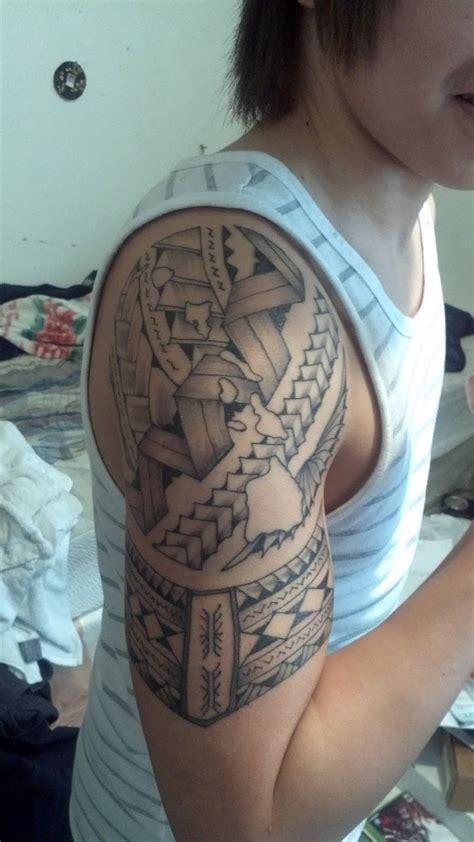 Polynesian Tribal Tattoo Symbols And Meanings