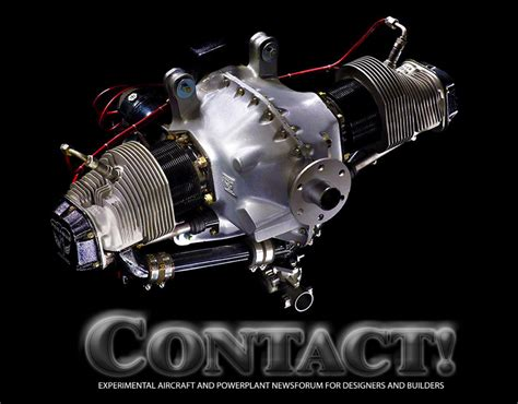 Contact Magazine Experimental Aircraft and Powerplant