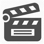 Icon Icons Theater Film Theatre Clapper Clapboard