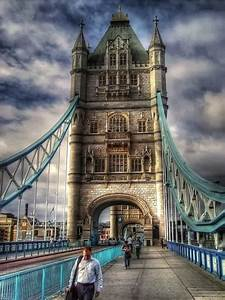 Tower Bridge in London, England | Places To Go, Things To ...
