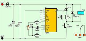 Adjustable Delay Circuit