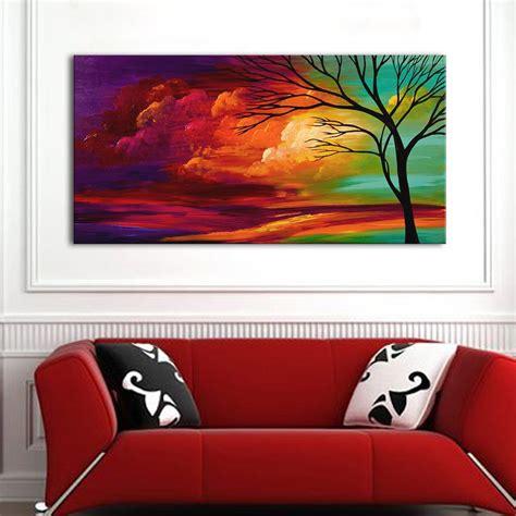 fournisseur bureau peintures abstraites d 39 arbres peinture à l 39 huile paysage
