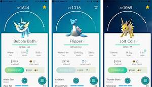 Best Pokémon to level or evolve for gyms in Pokémon Go ...