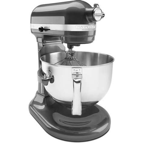 Kitchenaid Professional 600 Series 6 Qt Pearl Metallic