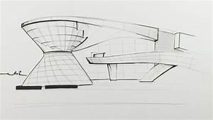 Architektur Haus Zeichnen : architektur skizzieren lernen ganz einfach geb ude zeichnen lernen youtube ~ Markanthonyermac.com Haus und Dekorationen