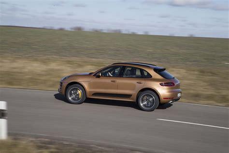 2015 porsche macan turbo 2015 porsche macan review automobile magazine
