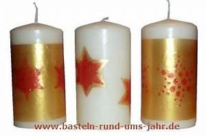 Kerzen Verzieren Weihnachten : kerze zu weihnachten verzieren mit candle liner basteln rund ums jahr ~ Eleganceandgraceweddings.com Haus und Dekorationen